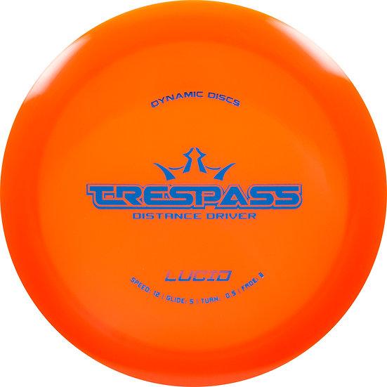 Dynamic Discs Lucid Trespass