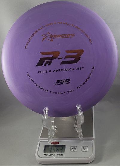 Prodigy PA-3 350 Series