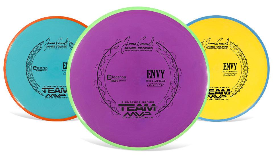 Electron Envy, James Conrad Signature Series