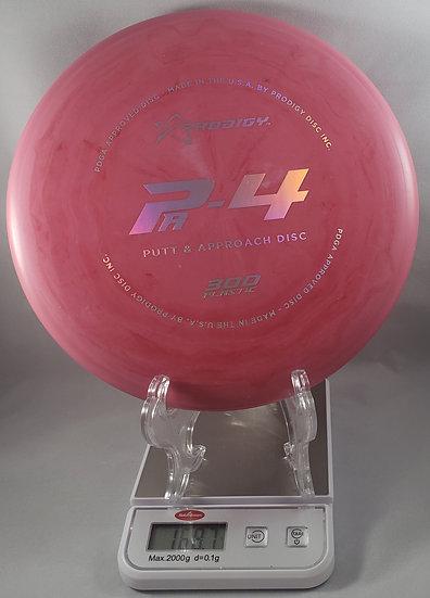 Prodigy PA-4 300 Series