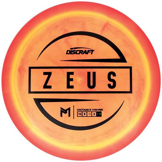 Paul McBeth Zeus Driver