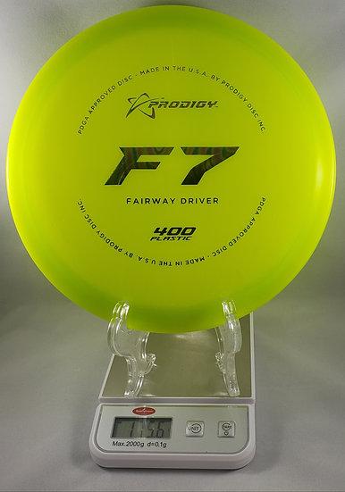 Prodigy F7 400 Series