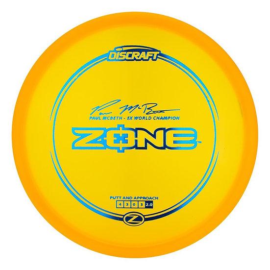 Z Zone, Paul McBeth Signature Series