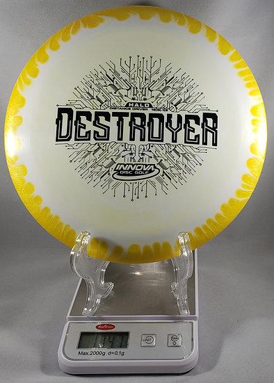 Innova Halo Destroyer, Yellow
