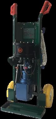 Hydraulic Oil Sack Truck Filtration Unit