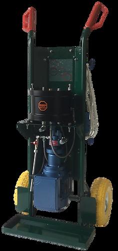 Hydraulic Oil Filtration Sack Truck Unit