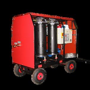 Gear Box Filtration Unit
