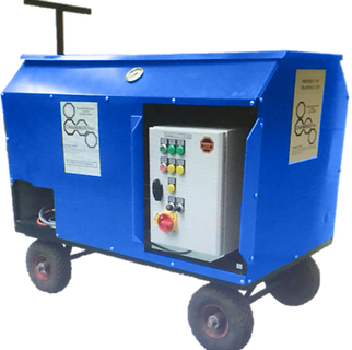 Diesel Fuel Filtration Unit