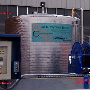 Diesel Recovery System
