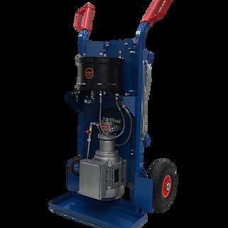 Diesel Fuel Filtration Sack Truck Unit