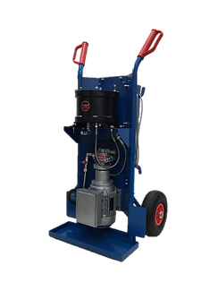 Diesel Fuel Sack Truck Filration Unit