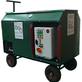 Chainings Hydraulic Oil Filration unit