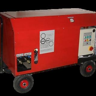 Transmission/Gear box oil filration unit