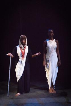 Tiresias and Antigone