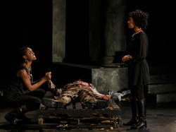 Antigone's plea to Ismene