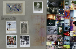 Bernadette Collage