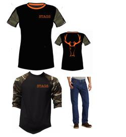 Stags Bar Men's uniform