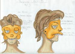 Nelson Mask & Hat Rendering