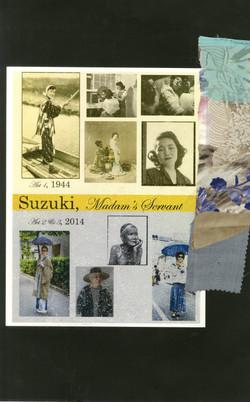 Suzuki Character Collage