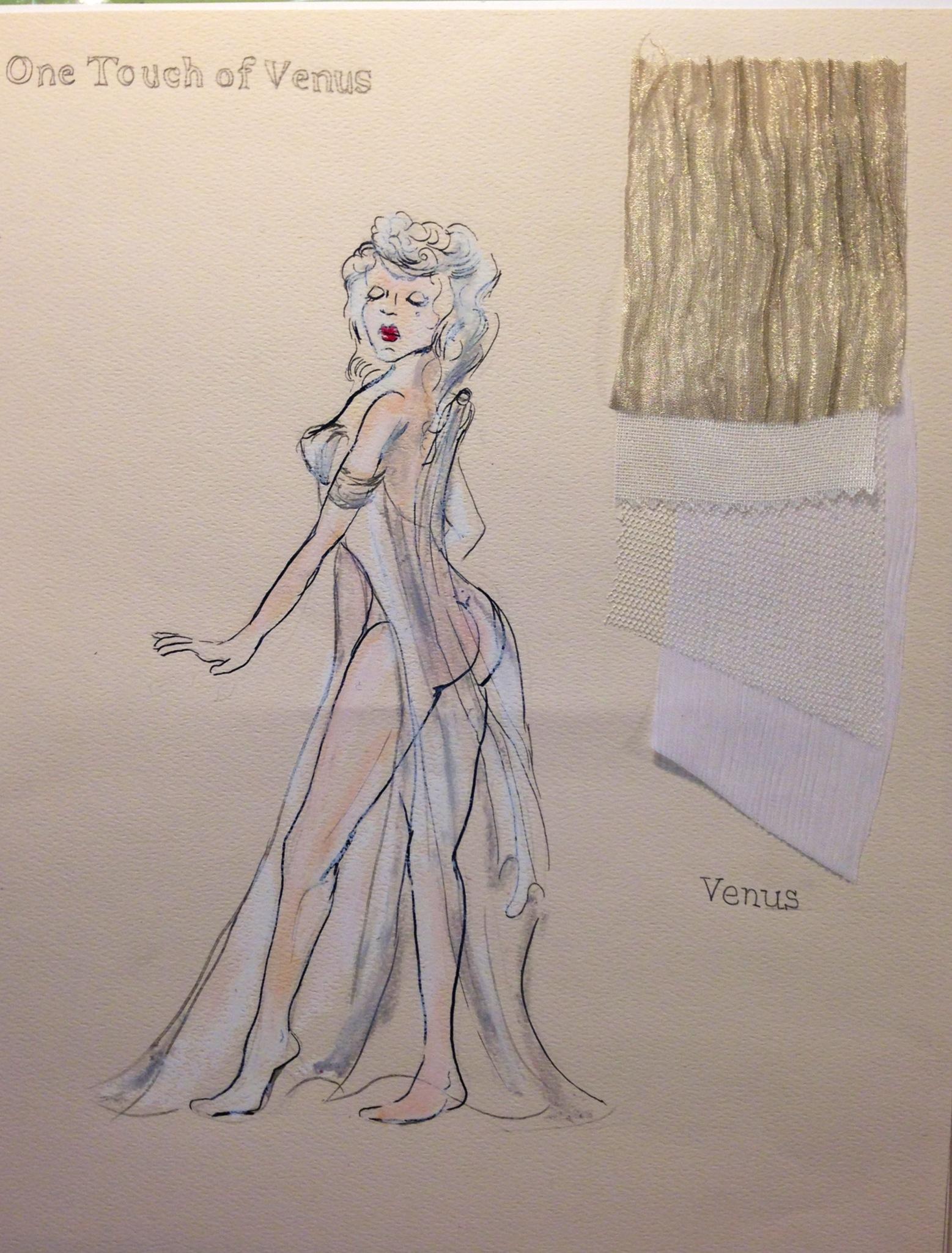 Venus as Statue