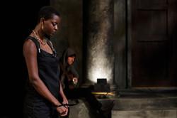 The arrest of Antigone