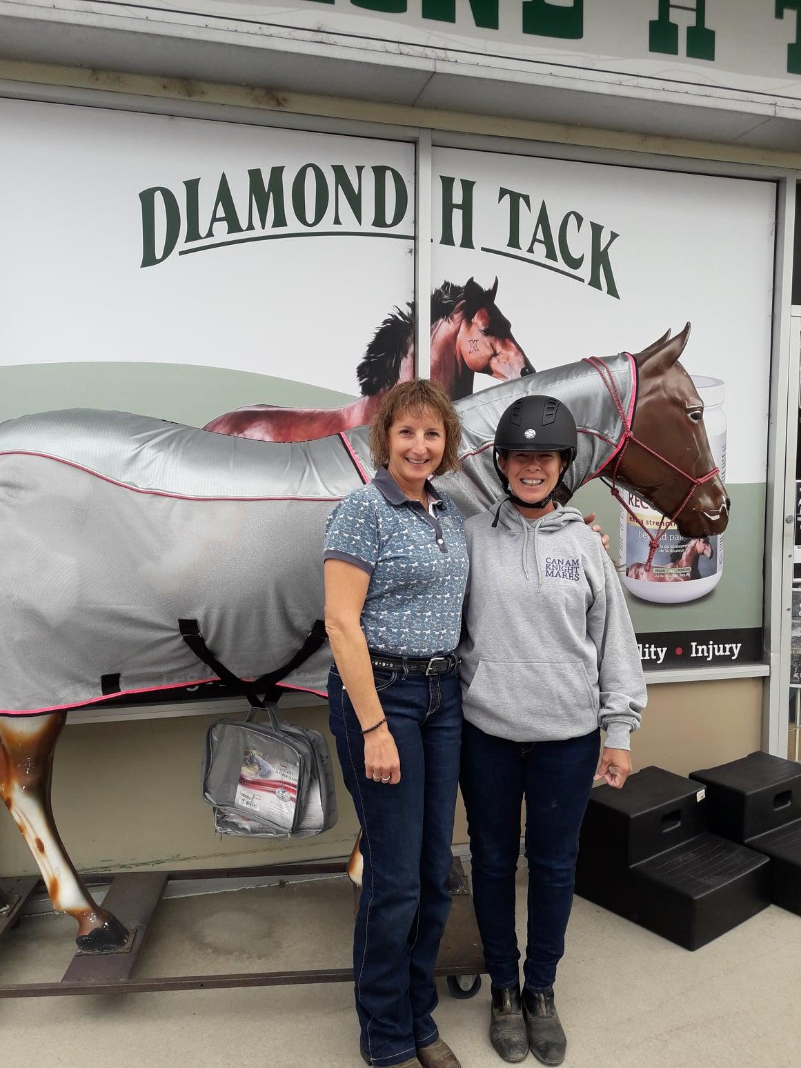 Diamond H Tack