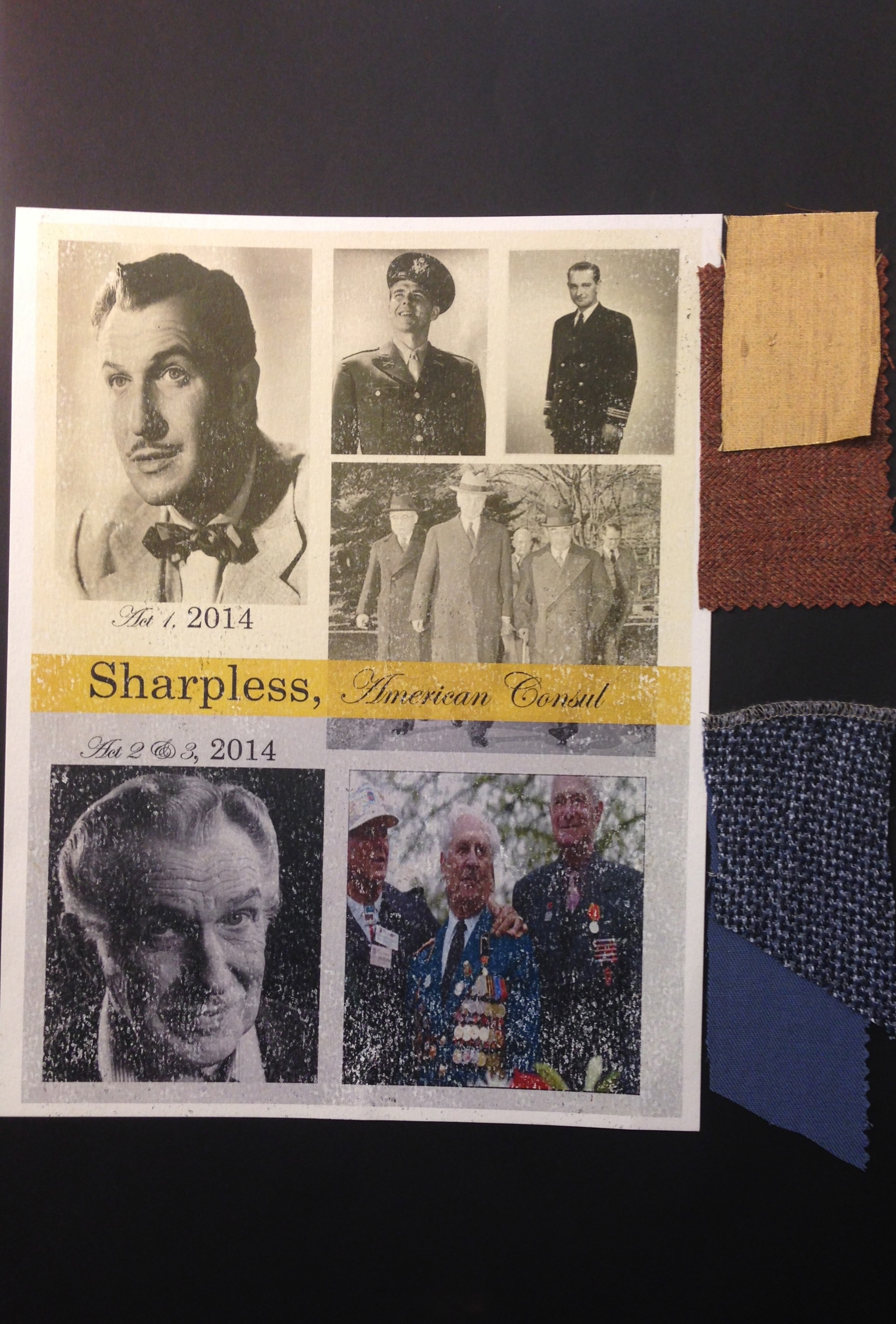 Shapless Character Collag
