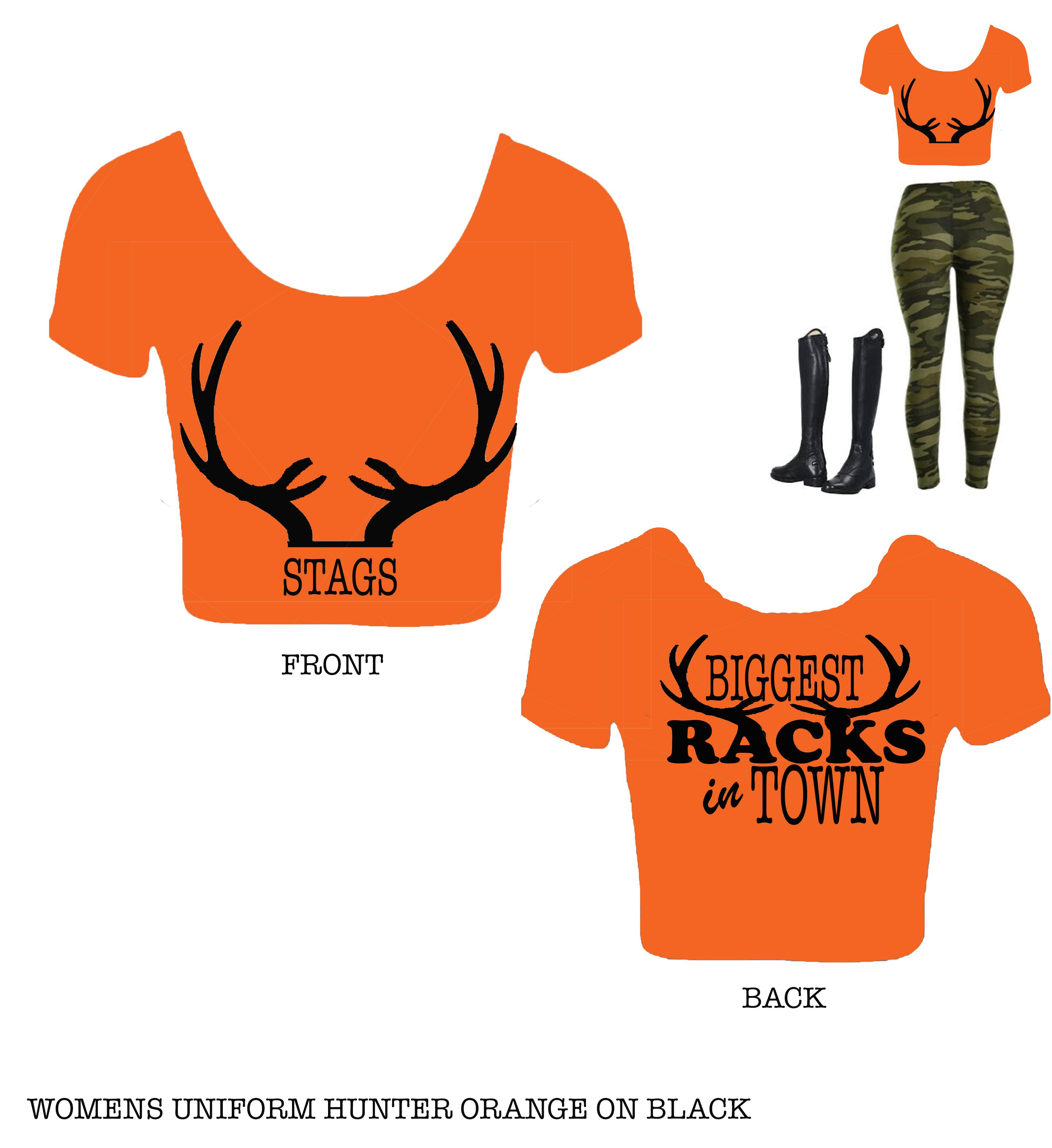 Stags Bar Women's Uniform