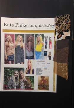 Kate Character Collage