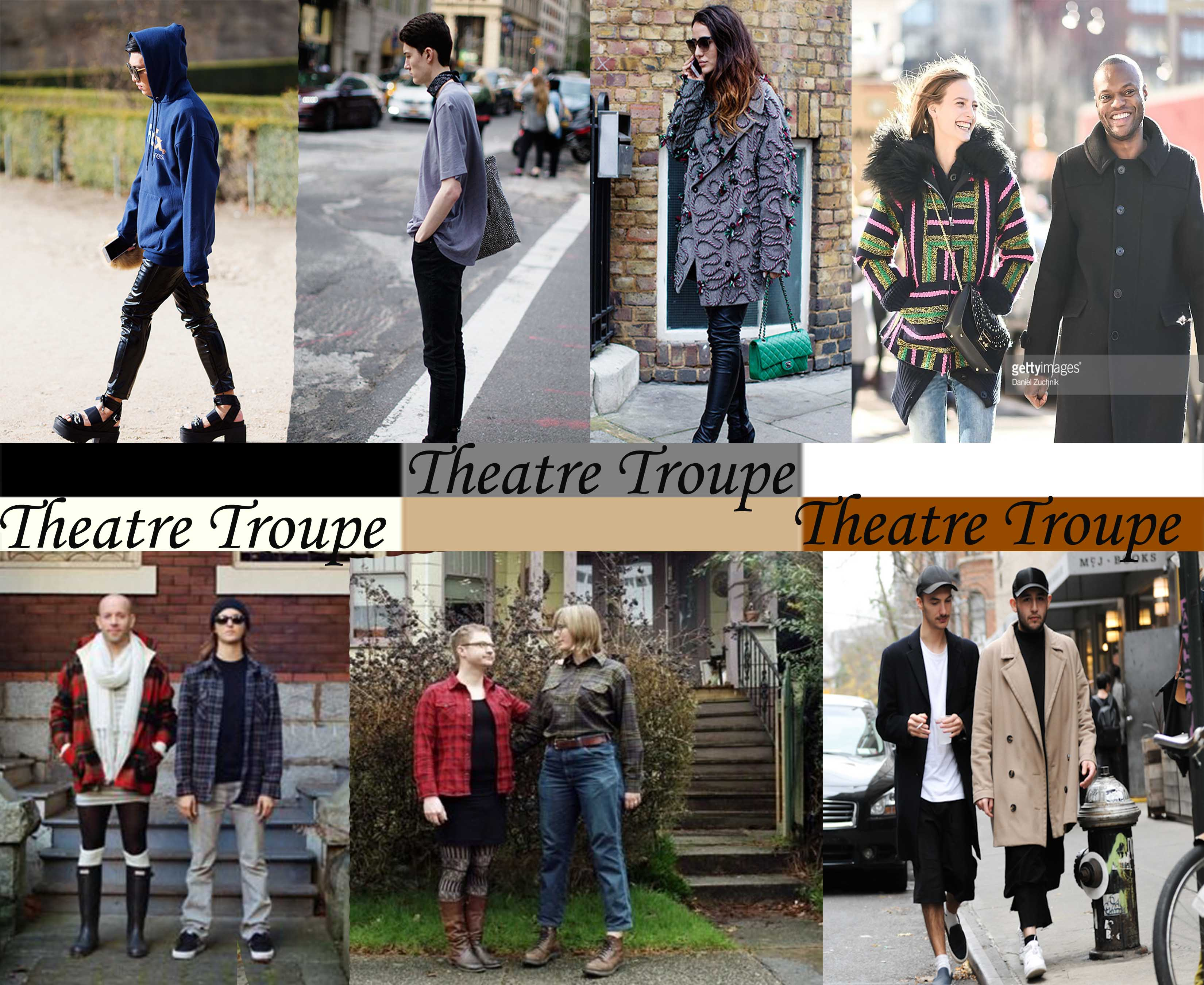 theatre troupe