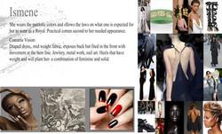 Ismene Collage