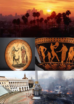 Thebes Color Palette
