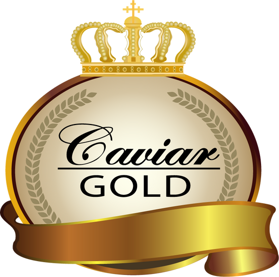 Caviar Gold: Brand Editorial