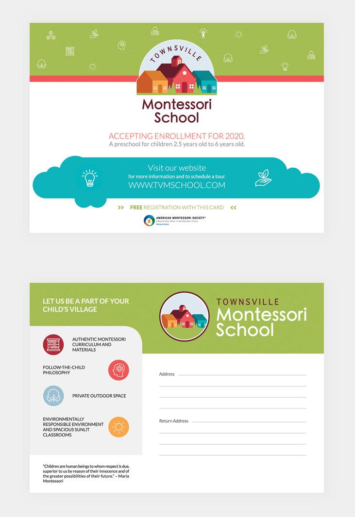 TOWNSVILLE MONTESORY SCHOOL