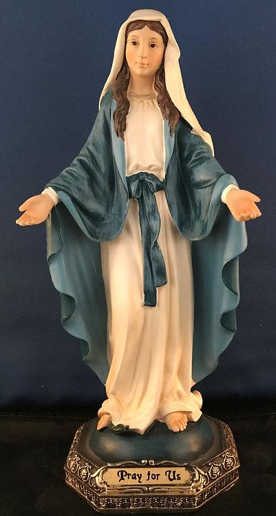 Mary Pray for Us