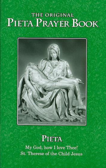 The Original Pieta Prayer Book, Large Print
