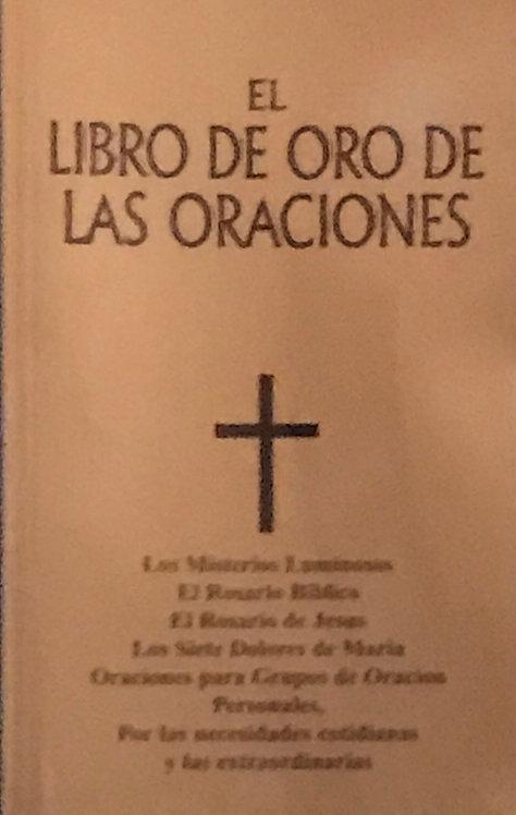 El Libro De Oro De Las Oraciones
