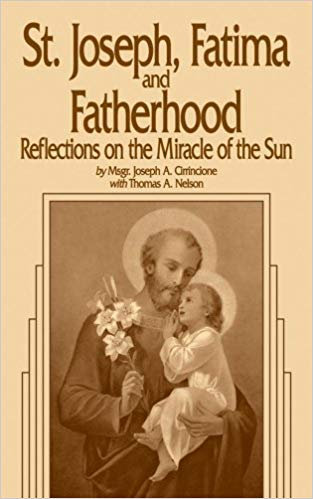 St. Joseph, Fatima and Fatherhood