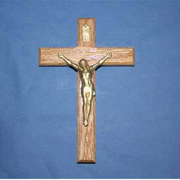 "Crucifix with Corpus 6"""