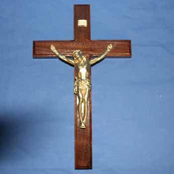 "Crucifix with Corpus 11"""