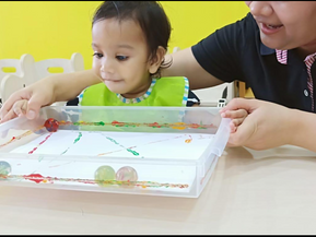 Sensory Play Activities for Your Infant