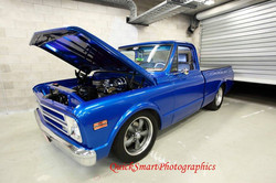 1968 Chevy C10 shortbed Pick up