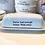 Thumbnail: Walk Away Butter Dish