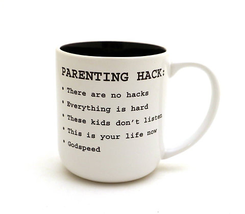 Parenting Hack Mug