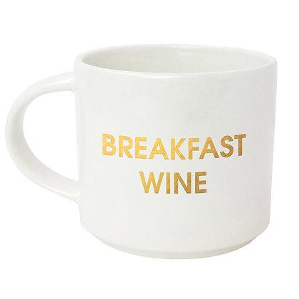 Breakfast Wine Mug
