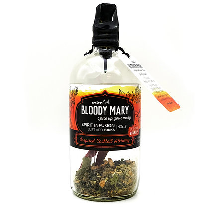 Bloody Mary Infusion Bottle