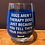 Thumbnail: Therapy Dogs Wine Glass