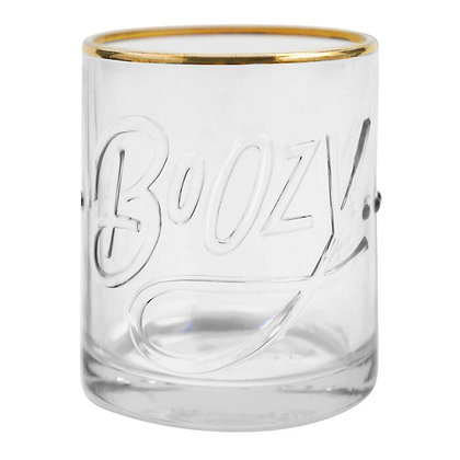 Boozy Lowball Glass
