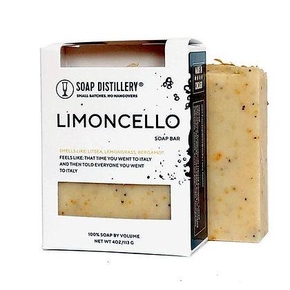 Limoncello Bar Soap