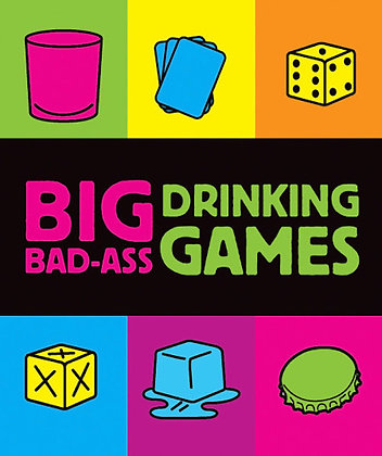 Big Badass Drinking Games Mini Kit